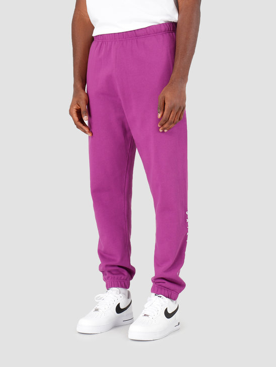 Daily Paper Esalias Sweatpants Magenta Purple 20E1PA02-01