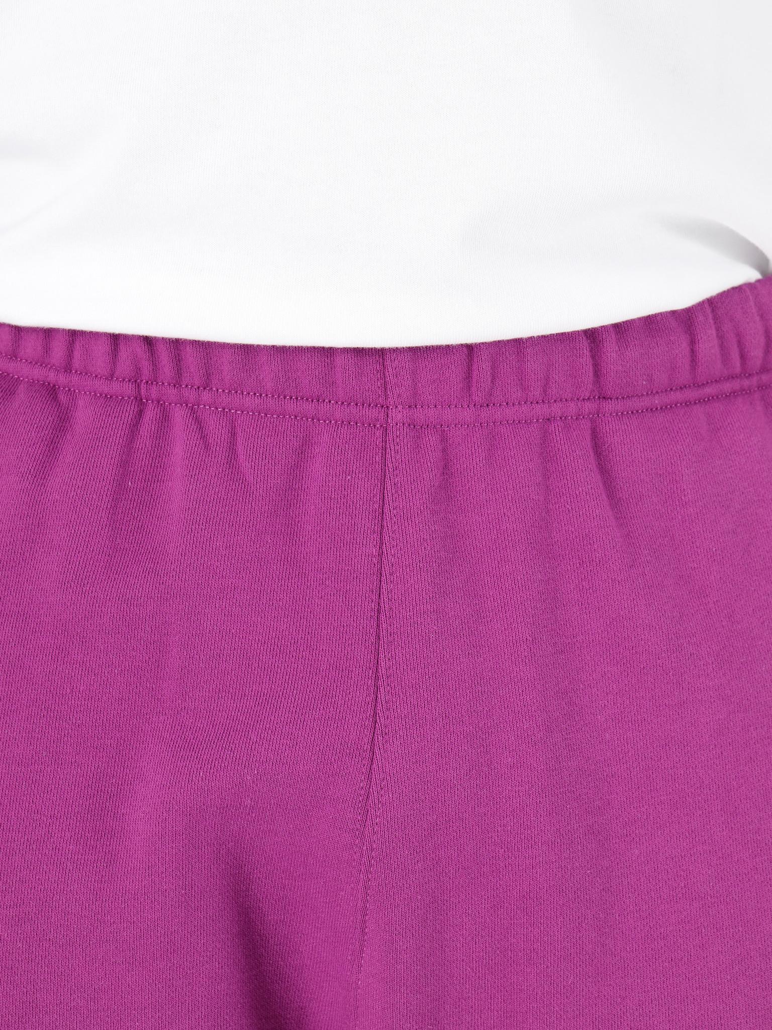 Daily Paper Daily Paper Esalias Sweatpants Magenta Purple 20E1PA02-01