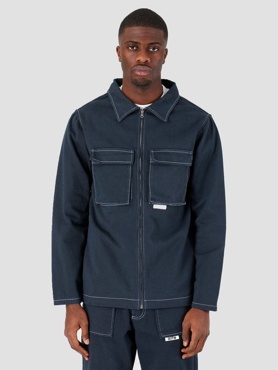 Arte Antwerp Joe Jacket Navy SS20-039J