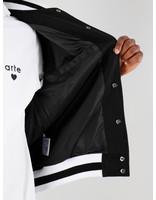 Arte Antwerp Arte Antwerp Johnson Jacket Black SS20-012J