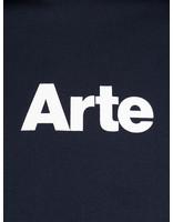 Arte Antwerp Arte Antwerp Hill Hoodie Navy SS20-027H
