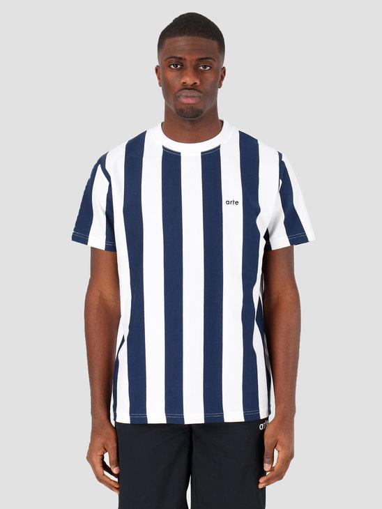 Arte Antwerp Thorn T-shirt Multi SS20-003T