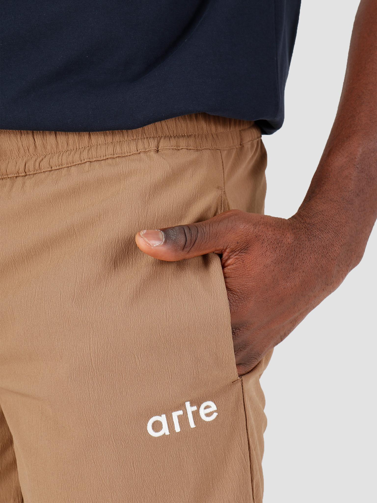 Arte Antwerp Arte Antwerp Samuel Shorts Creme SS20-058SHO