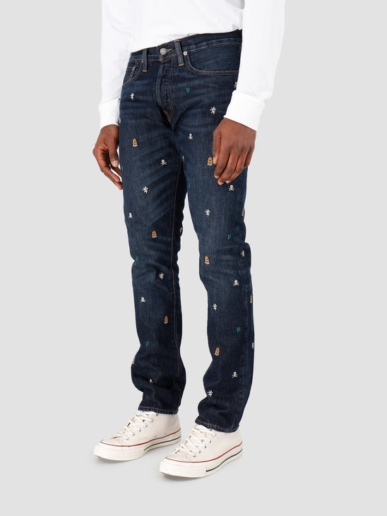 Polo Ralph Lauren Ssullivan 5 Pocket Denim Blue 710776234001