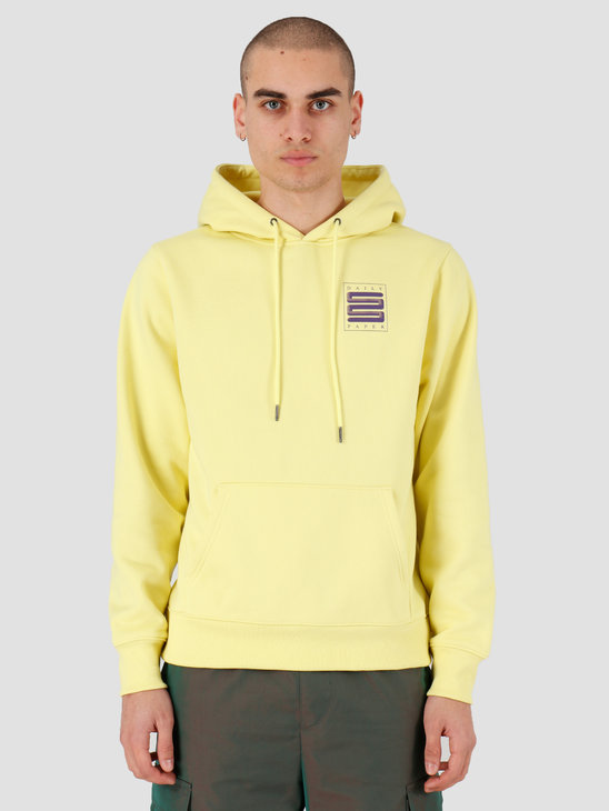 Daily Paper Hacana Hoodie Canary Yellow 20S1HD04-01