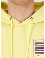 Daily Paper Daily Paper Hacana Hoodie Canary Yellow 20S1HD04-01
