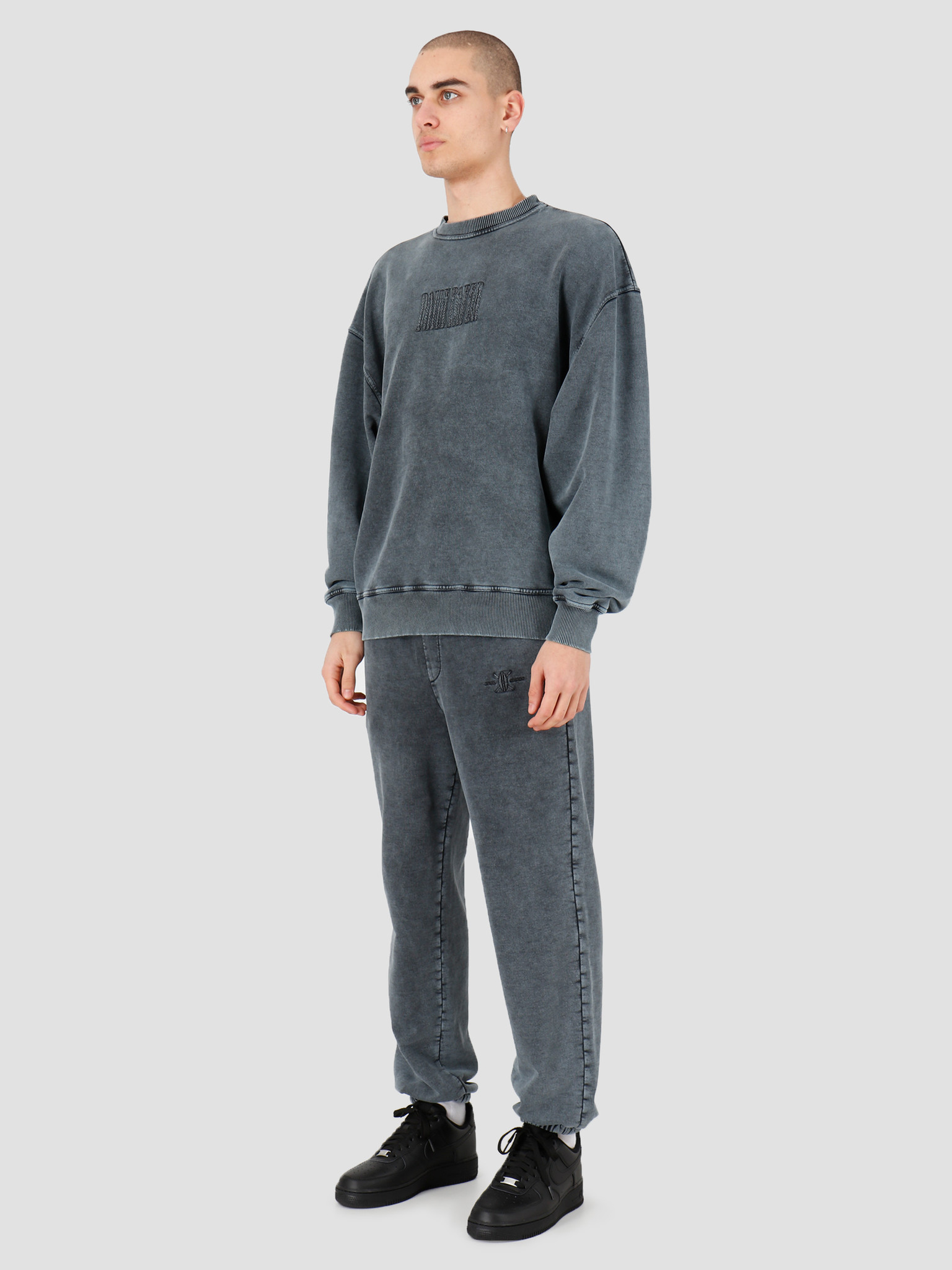 Daily Paper Daily Paper Heracid Sweater Black 20S1SW03-04