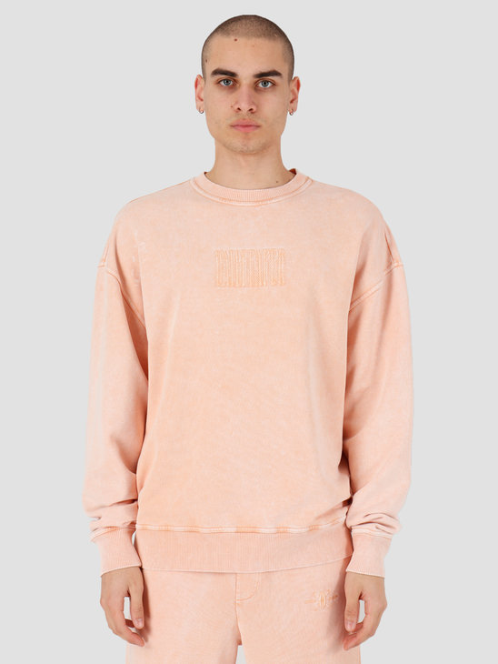 Daily Paper Heracid Sweater Peach 20S1SW03-01