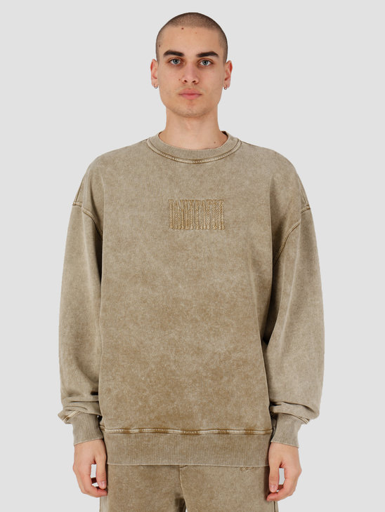 Daily Paper Heracid Sweater Sand 20S1SW03-03