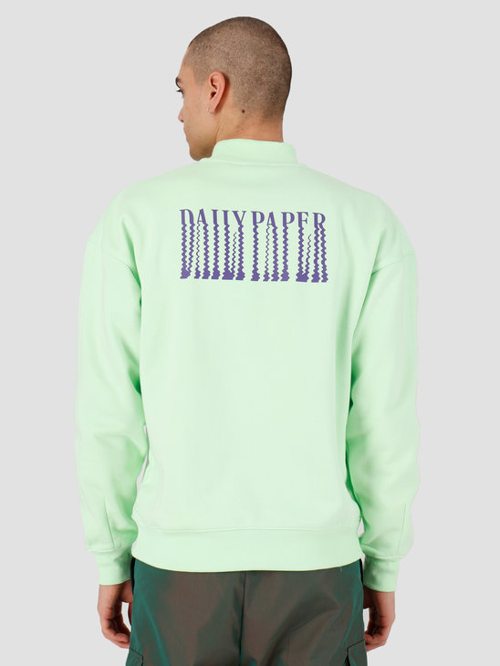 Daily Paper Himpat Sweater Patina Green 20S1SW02-01