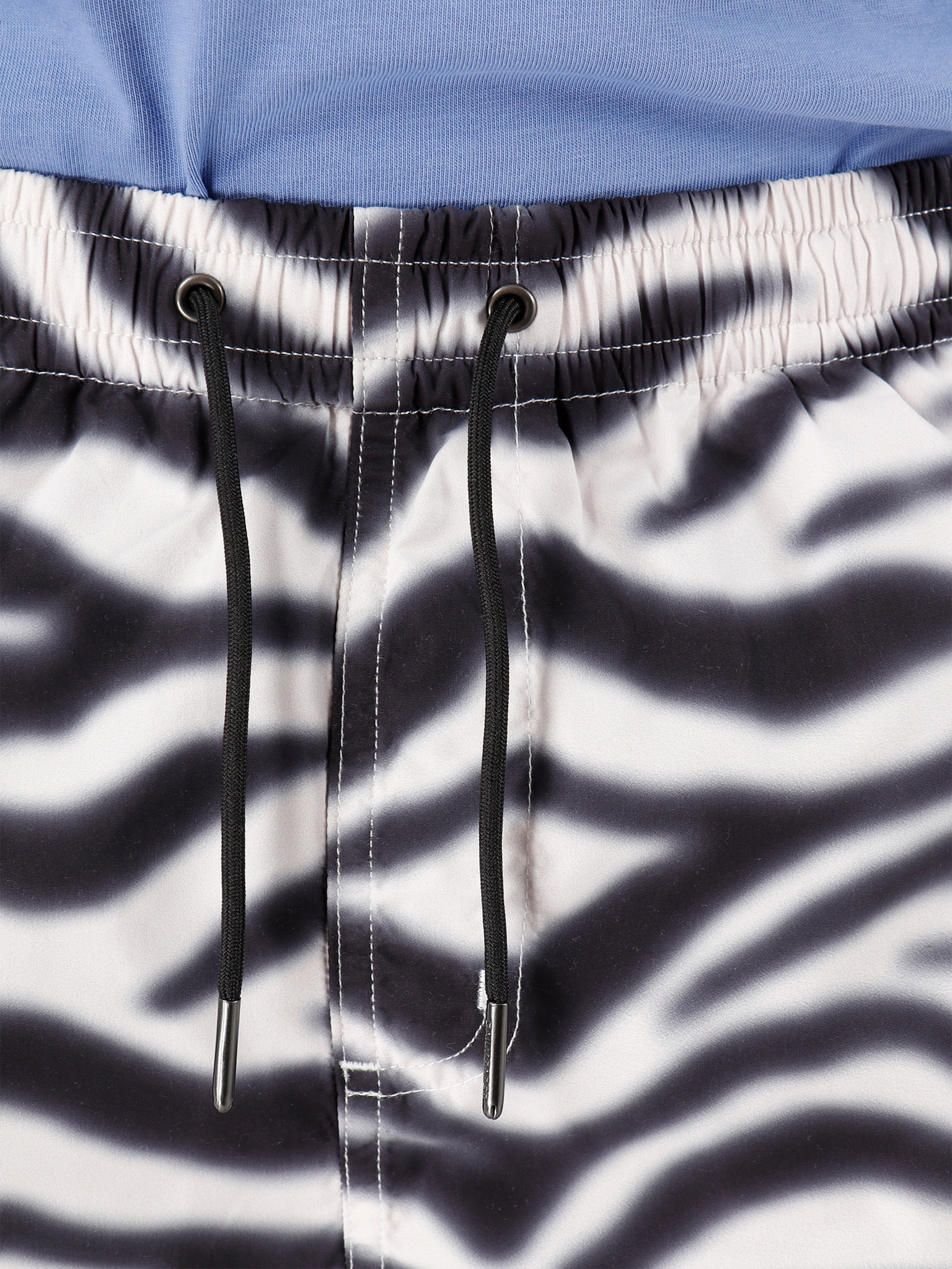 Daily Paper Daily Paper Hali Short Zebra 20S1ST03-04