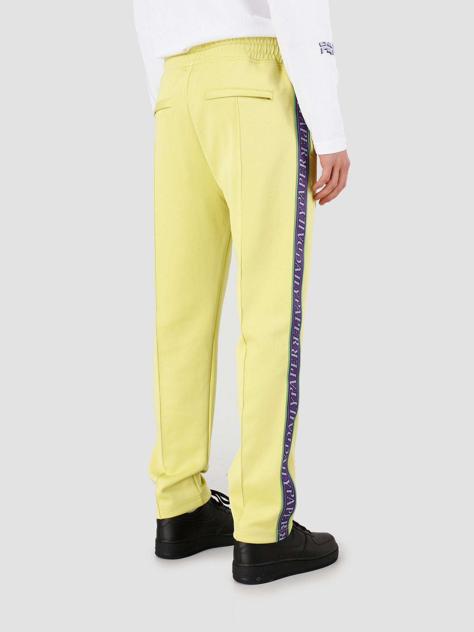 Daily Paper Daily Paper Liba Pant Canary Yellow 20S1PA04-02