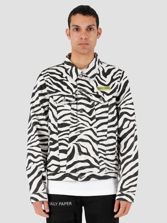 Daily Paper Hajean Outerwear Zebra Denim 20S1OU07-01