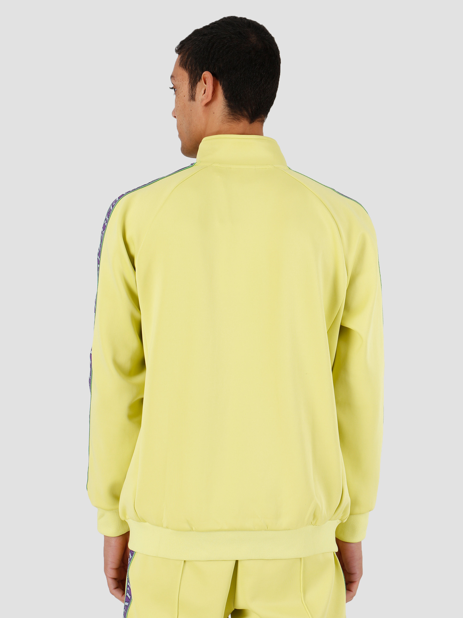 Daily Paper Daily Paper Tapevest Outerwear Canary Yellow 20S1OU04-02