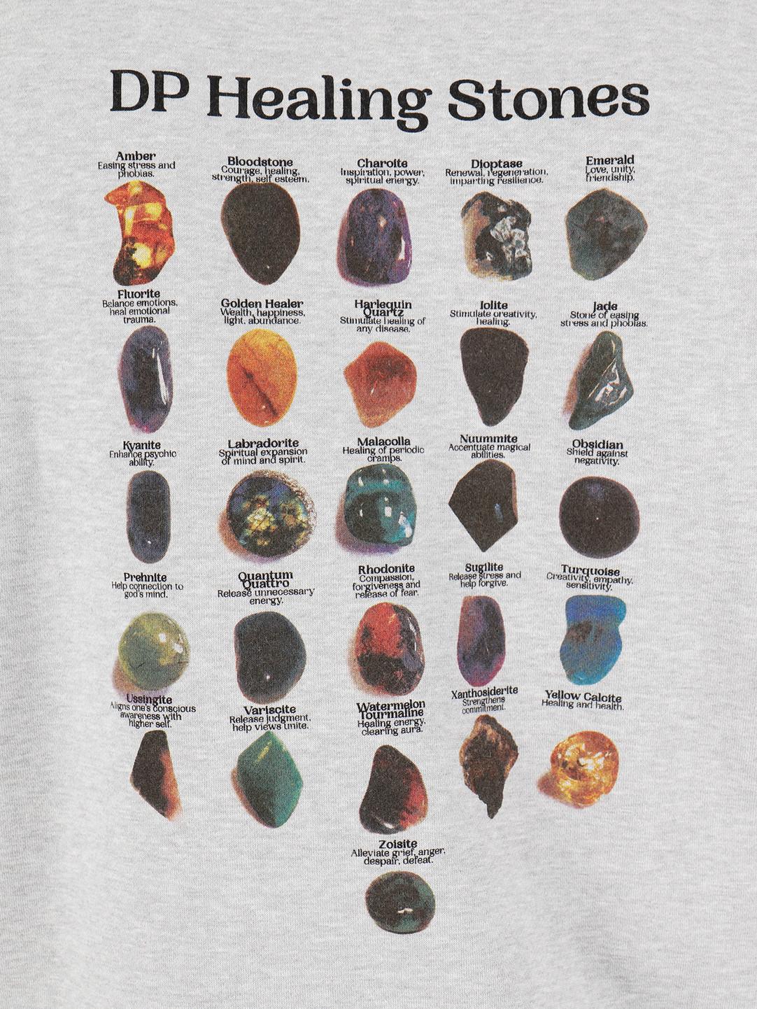 Daily Paper Daily Paper Halgra Hoodie Grey Melange 20S1HD11-01