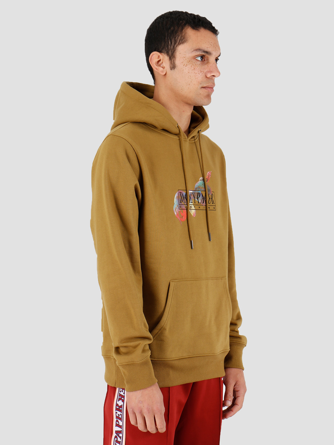 Daily Paper Daily Paper Hapla Hoodie Plantation 20S1HD01-01