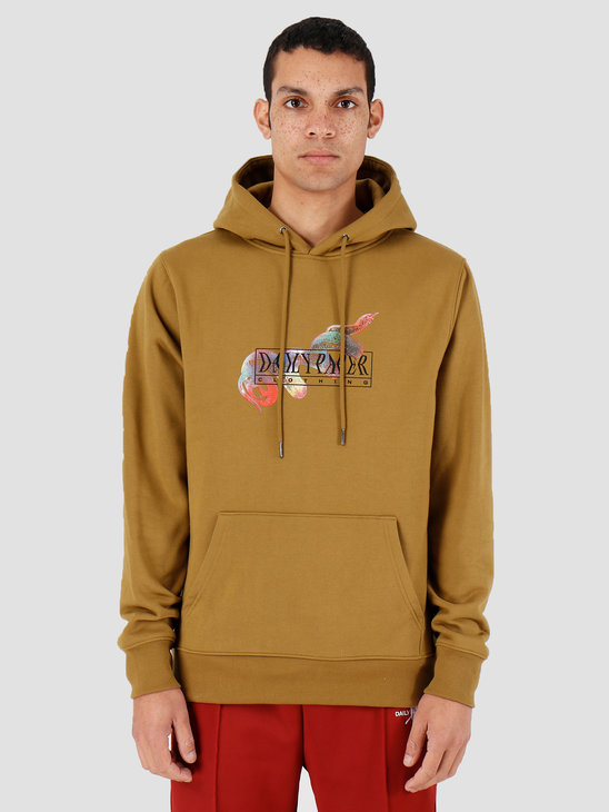 Daily Paper Hapla Hoodie Plantation 20S1HD01-01