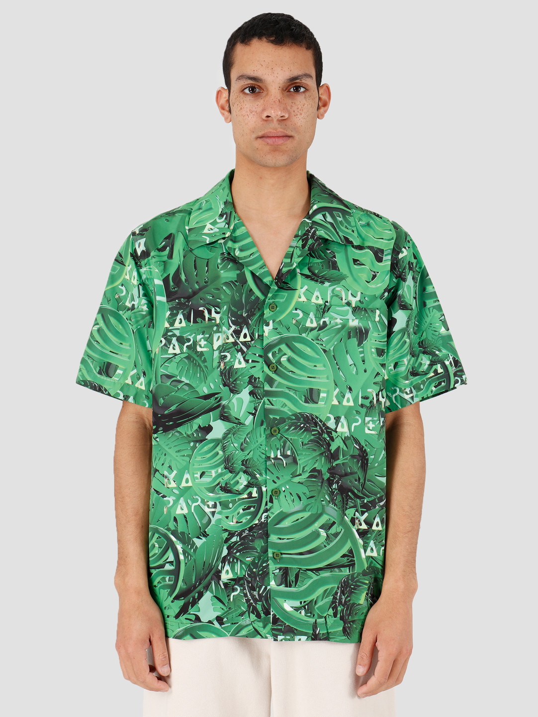 Daily Paper Daily Paper Hajo Shirt Jungle 20S1SH03-01