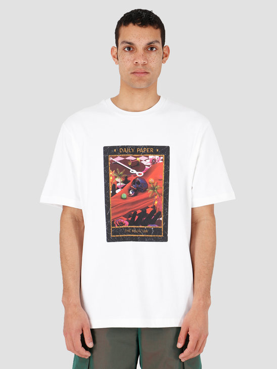 Daily Paper Harot 1 T-shirt White 20C1TS100-01