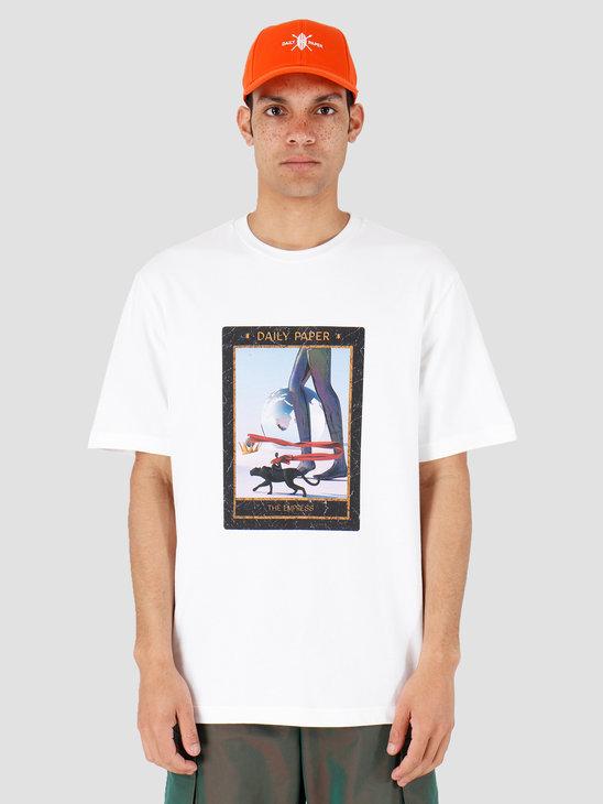 Daily Paper Harot 3 T-shirt White 20C1TS100-03