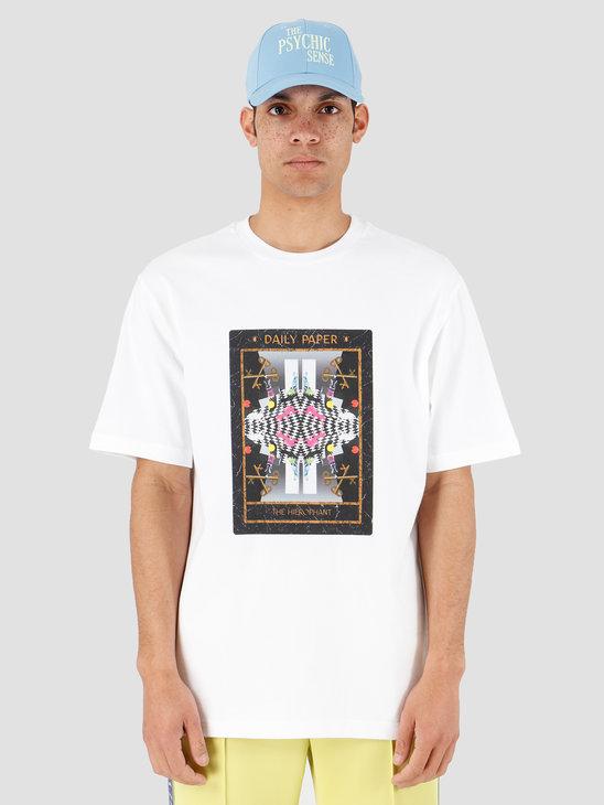 Daily Paper Harot 5 T-shirt White 20C1TS100-05
