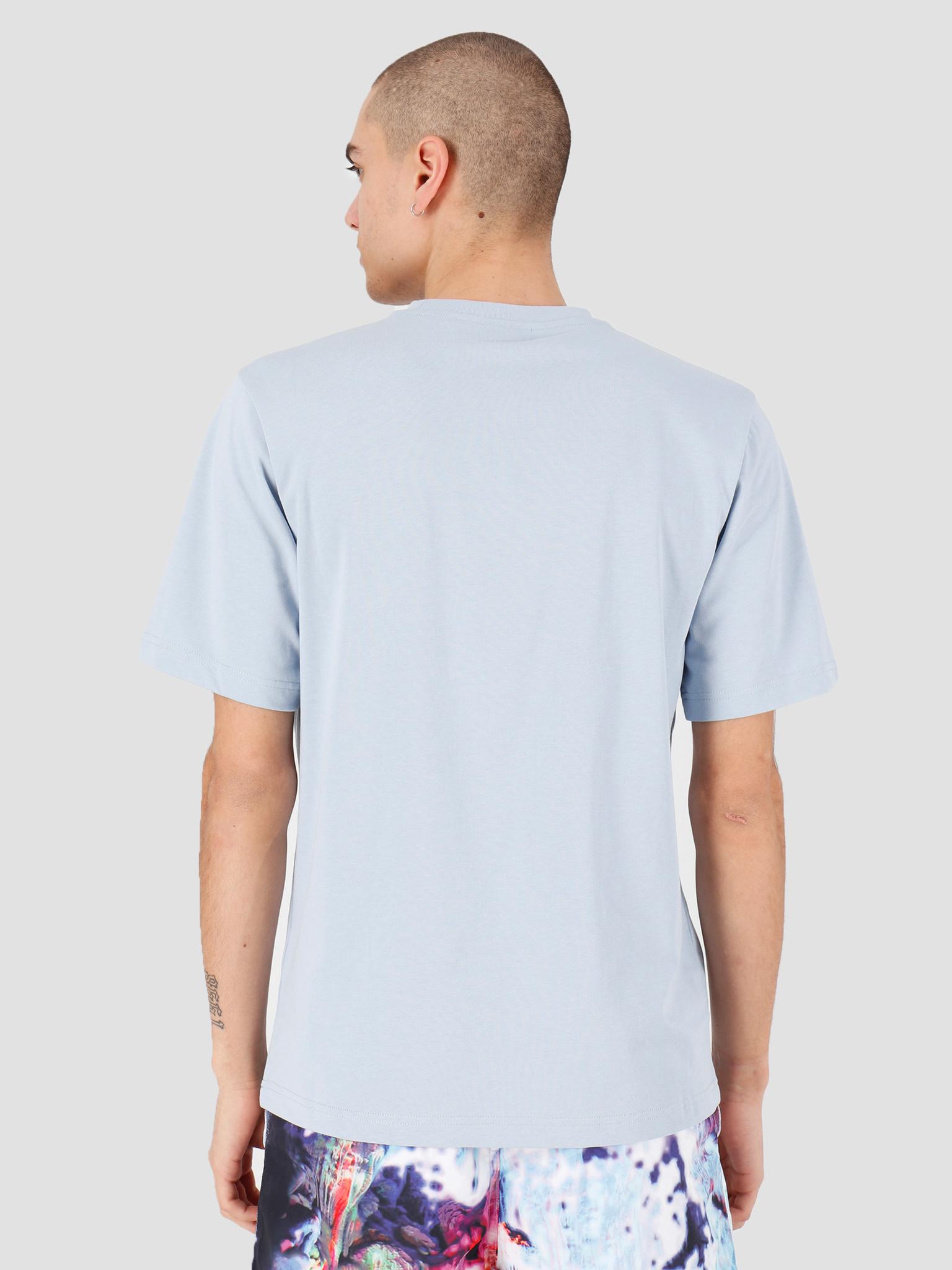 Daily Paper Daily Paper Henken T-shirt Kentucky Blue 20S1TS17-01