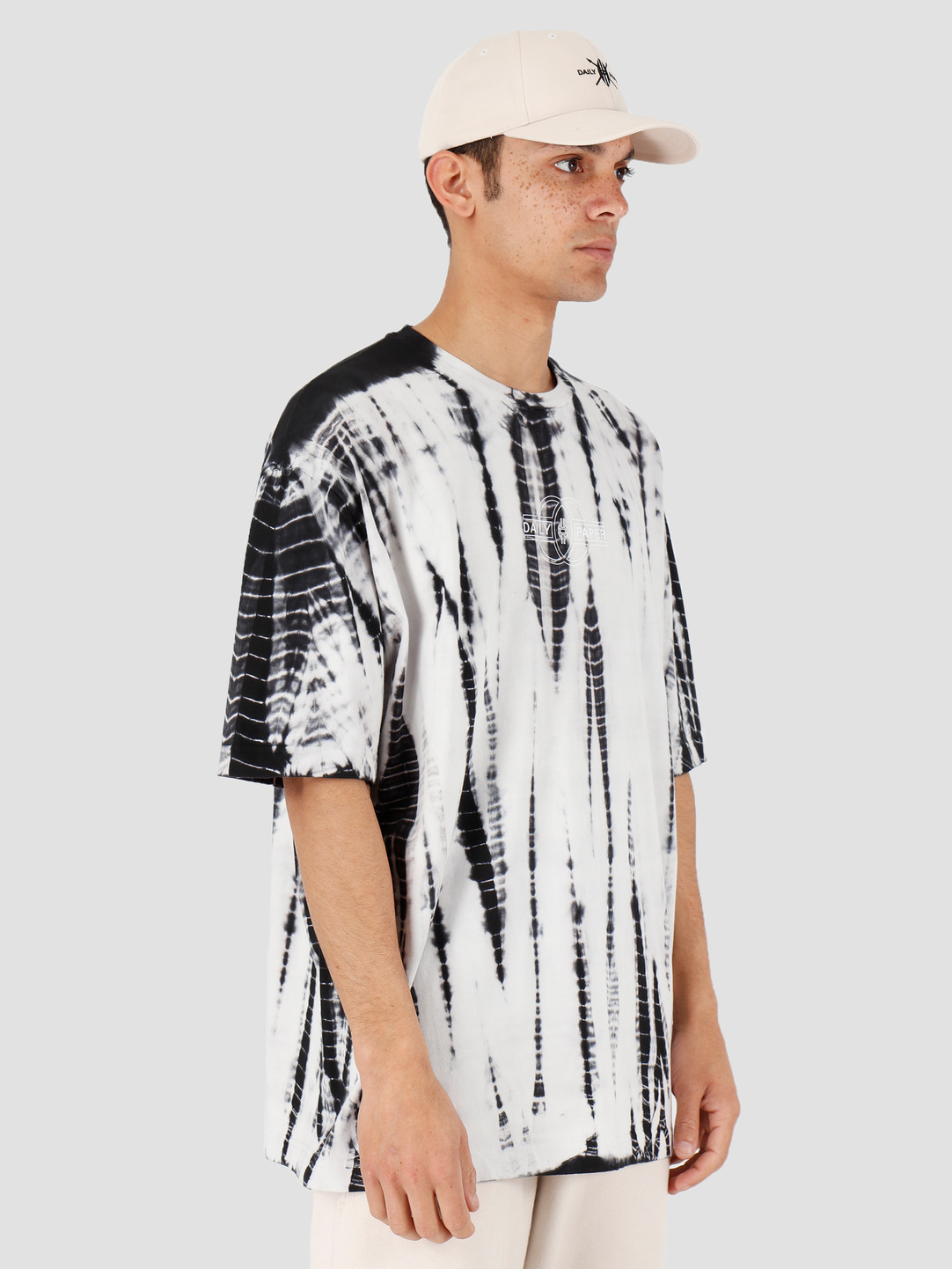 Daily Paper Daily Paper Henshi Top Black Shibori 20S1TO14-01