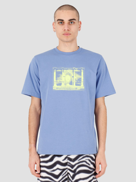 Daily Paper Henwe T-shirt Wedgewood 20S1TS20-01