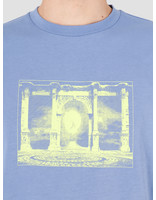 Daily Paper Daily Paper Henwe T-shirt Wedgewood 20S1TS20-01