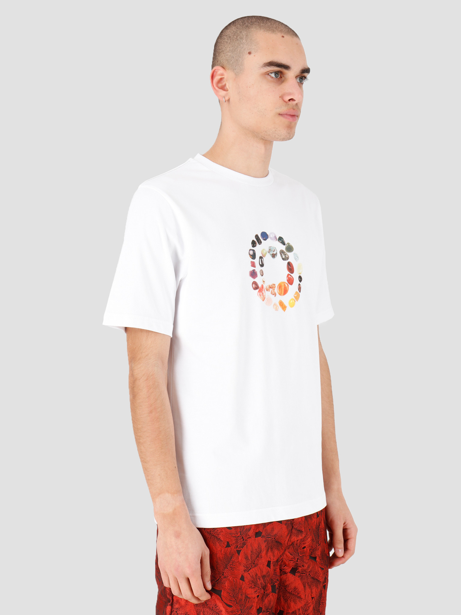 Daily Paper Daily Paper Henwhi T-shirt White 20S1TS13-01