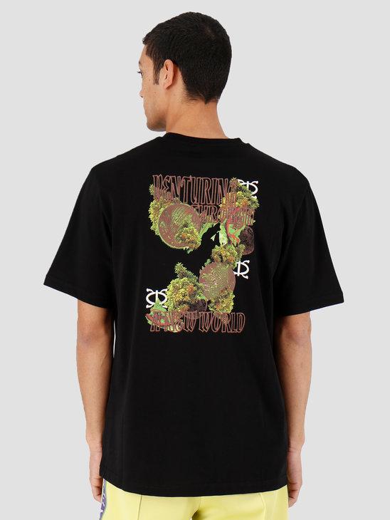 Daily Paper Horbla T-shirt Black 20S1TS05-01