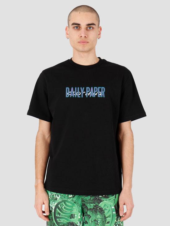 Daily Paper Horembla T-shirt Black 20S1TS04-01