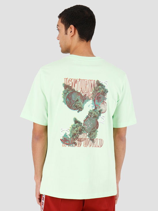 Daily Paper Horpat T-shirt Patina Green 20S1TS01-01