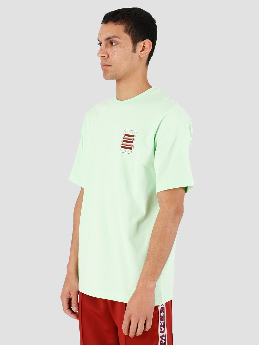 Daily Paper Daily Paper Horpat T-shirt Patina Green 20S1TS01-01