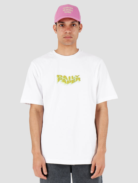 Daily Paper Horwhi T-shirt White 20S1TS06-01