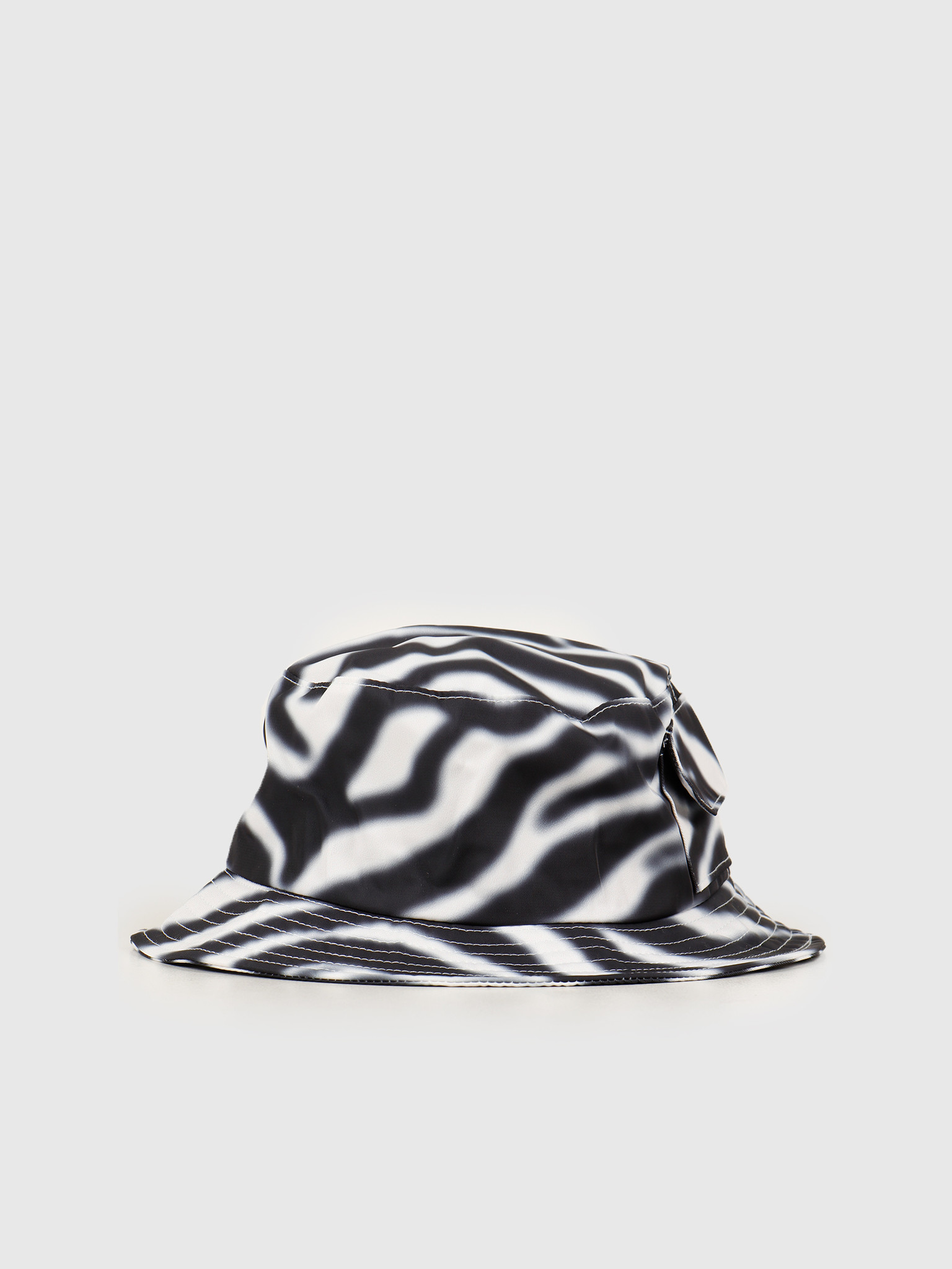 Daily Paper Daily Paper Hezup Hat Blur Zebra 20S1AC04-01