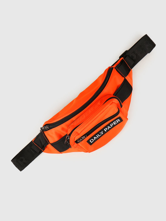Daily Paper Waistbag Flame Orange 20E1AC03-01