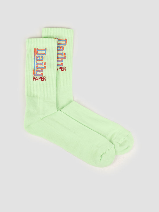 Daily Paper Hace Sock Green 20S1AC21-01