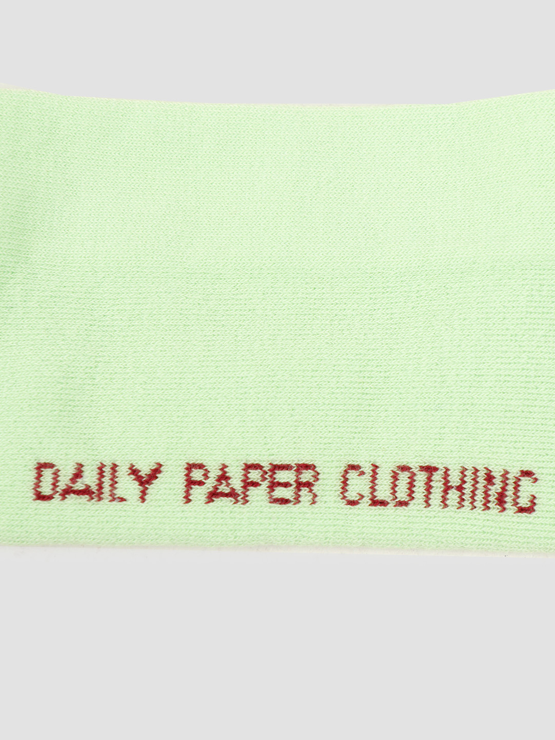 Daily Paper Daily Paper Hace Sock Green 20S1AC21-01