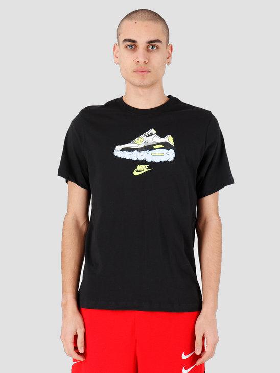 Nike NSW Air Am90 T-shirt Black CV0071-010
