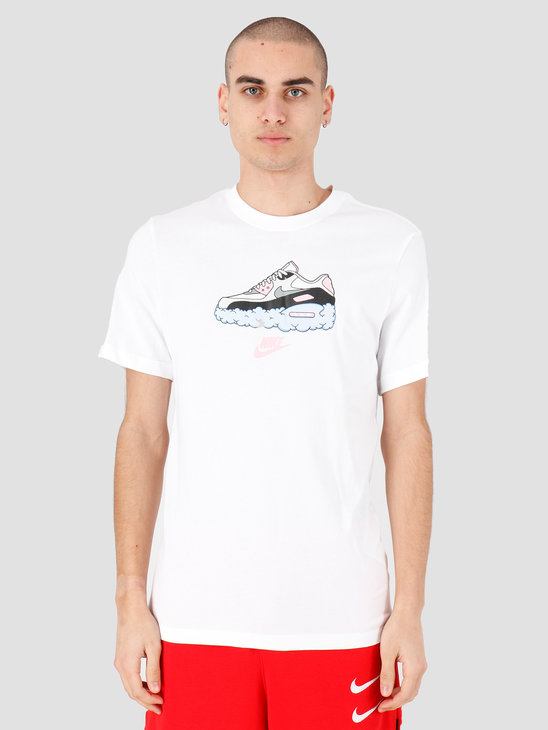 Nike NSW Air Am90 T-shirt White CV0071-100