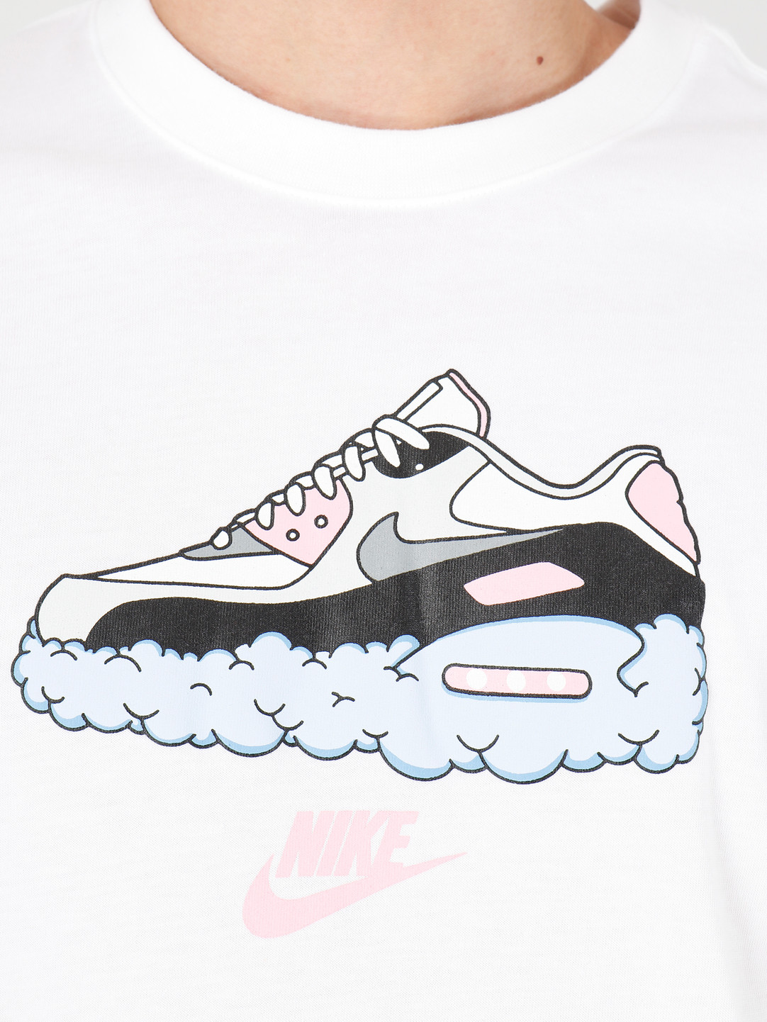 Nike Nike NSW Air Am90 T-shirt White CV0071-100
