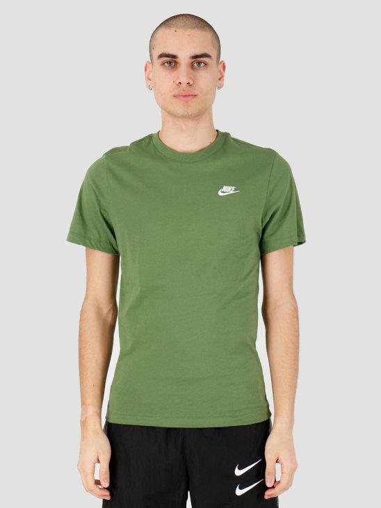 Nike NSW Club T-shirt Treeline White AR4997-326