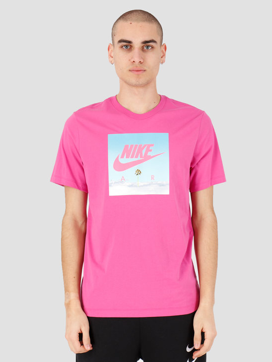 Nike NSW Photo T-shirt Active Fuchsia CU3601-623