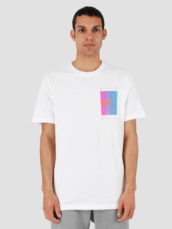Nike NSW T-shirt Snkr Cltr 4 White CK2790-100