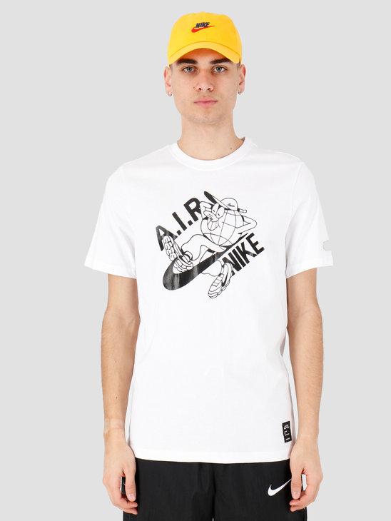 Nike NSW T-shirt Ssnl 1 White CK2831-100