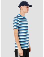 Nike Nike NSW T-shirt Stripe Battle Blue CK2702-484