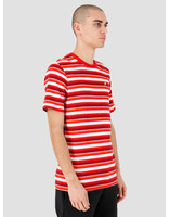 Nike Nike NSW T-shirt Stripe University Red CK2702-657