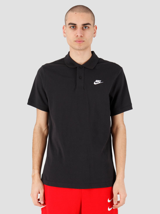 Nike NSW Ce Polo Matchup Pq Black White CJ4456-010