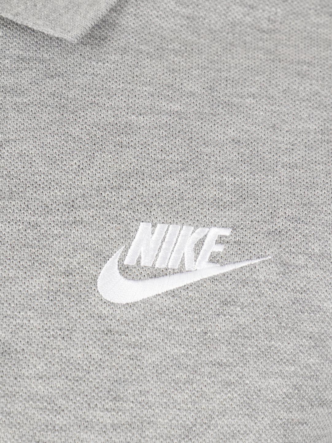 Nike Nike NSW Ce Polo Matchup Pq Dk Grey Heather White CJ4456-063